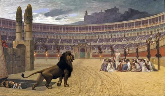 christians-to-the-lions