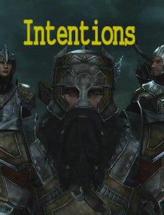 lotr intentions